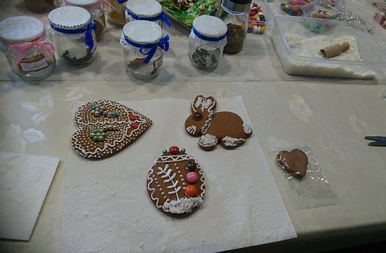 ‪ISABELL Gingerbread Workshop‬