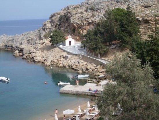Rodos, Grčka: Plage de Lyndos