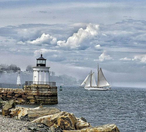 Portland Breakwater Lighthouse (South Portland)