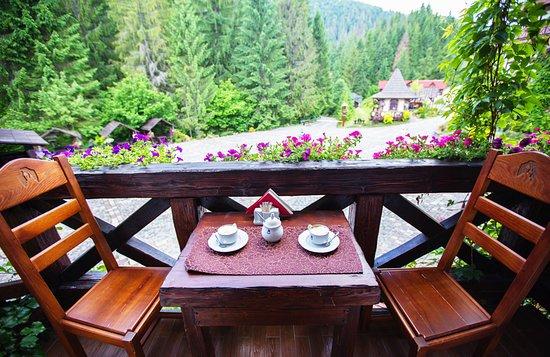 Балкончик ресторана