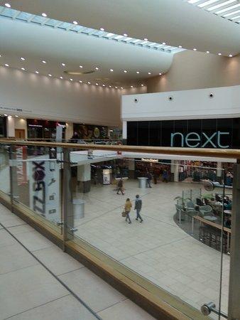 The Victoria Shopping Centre: Victoria Shopping Centre