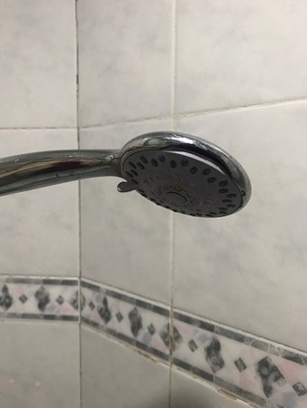 Shower - Yesilpark Hotel Image
