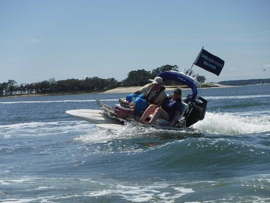 Bluewater Adventure: So. Much. Fun!!