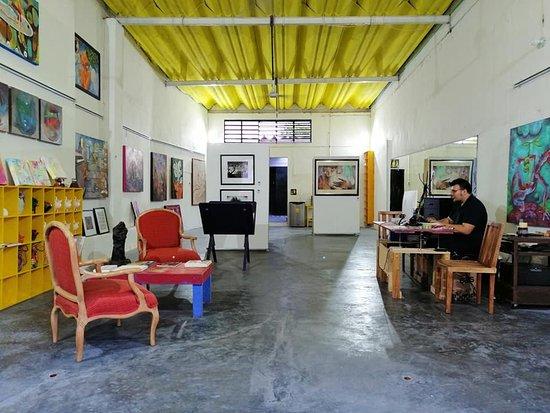Galería de arte El Caimito