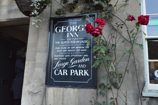 The George Inn at Laycock
