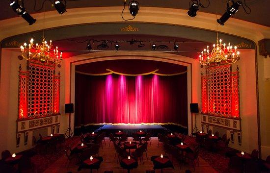 The Columbia Theatre