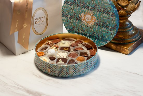 Madame Delluc Artisan Chocolatier