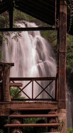 Peguche Water fall