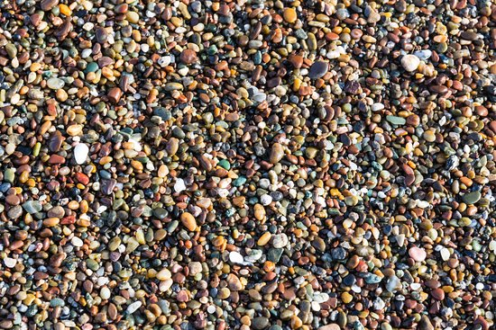 Moonstone Beach: Pebbles that Make-up Much of the Beach