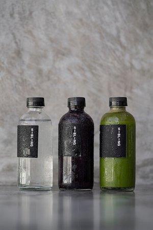 Fresh AF juice. daily.