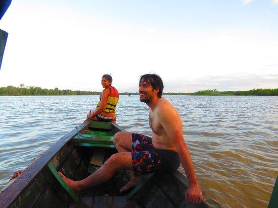 Sacambu, เปรู: tour de selva con avistamiento de delfines