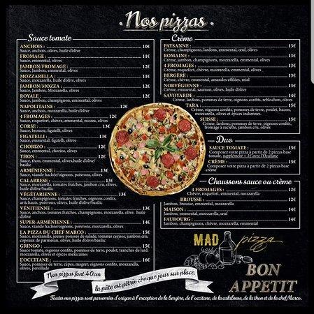 写真Mad Pizza枚