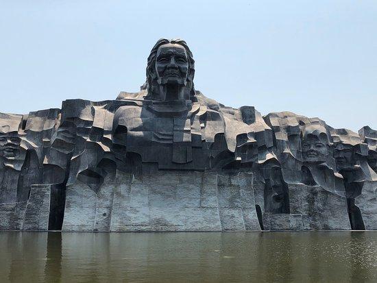 The Vietnam's Heroic Mother Statue