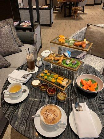 afternoon tea set is always a good idea