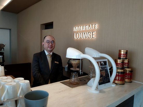 Hotel Intergate Hiroshima: Привет