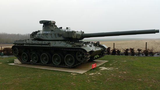 Chemin des Dames: Tank