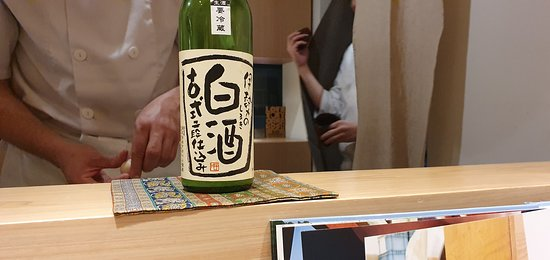 Lovely intimate Kaiseki dining with passionate chef Yuuki Tanaka