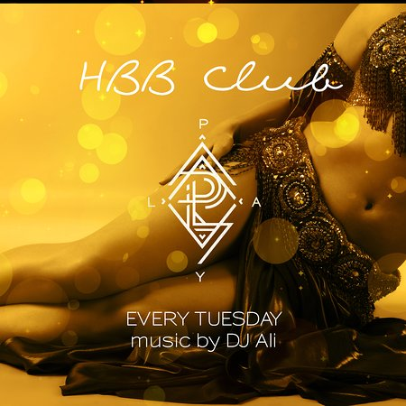 Play Restaurant & Lounge: Let's get moving Habeebi! Every Tuesday with the best Arabic beats by DJ Ali!