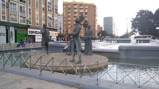 Monumento a la Familia Galvez