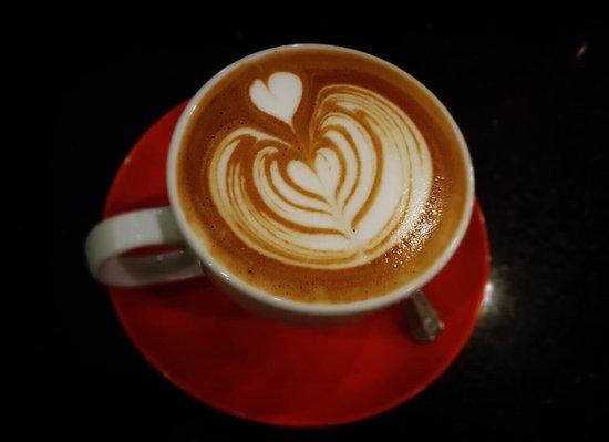 Thức uống Coffee latte