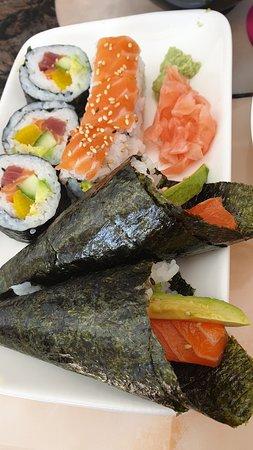 Plaisir, France : Sushi wafu