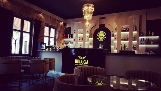 Behind the door is the BELUGA world. Unique concept, Art Deco design 1925s, created with passion for a memorable experience.