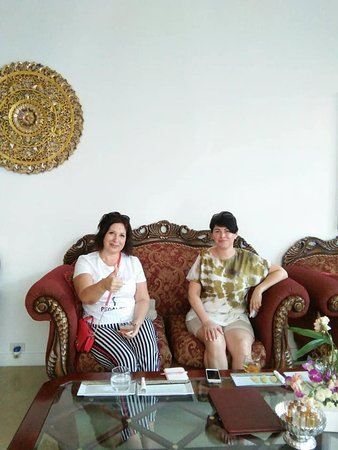 Jumeirah Luxury Spa: Our regular customers visiting us daily.