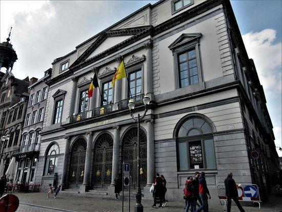 Theatre Royal de Mons