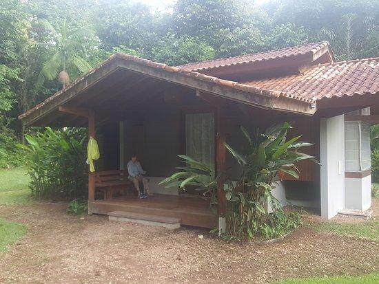 Alta Floresta, MT: Cristalino Eco lodfe Villa