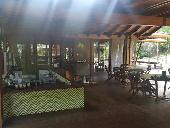 Alta Floresta, MT: Bar Cristalino Lodge