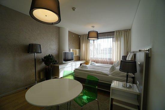 Wenceslas Square Terraces: Bedroom