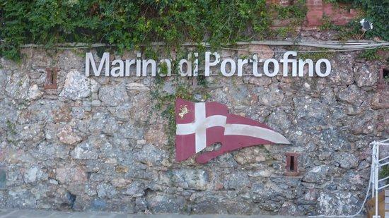 Piazza Martiri Dell'Olivetta: Portofino, Italien