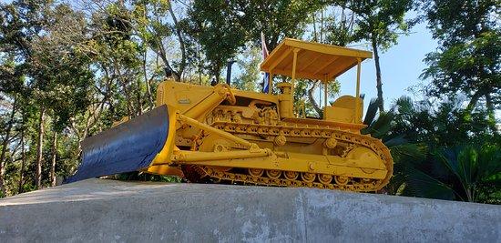 Excursión Monumento del tren Blindado en Santa Clara. Cuba.