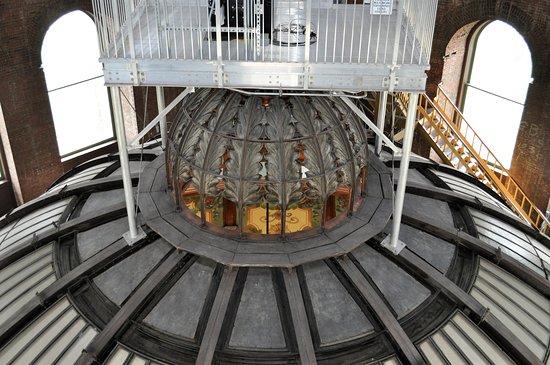 Exterior rotunda