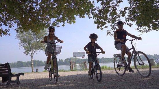 Mincio in Bike: Noleggio bici Peschiera
