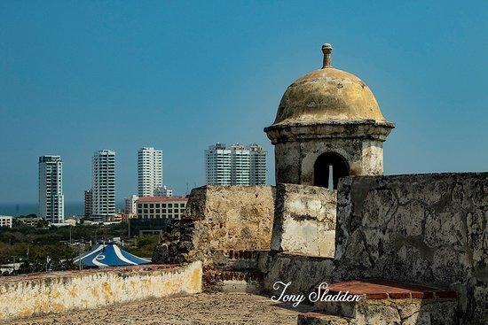 Cartagena City Tour: Tower @ Fort San Felipe