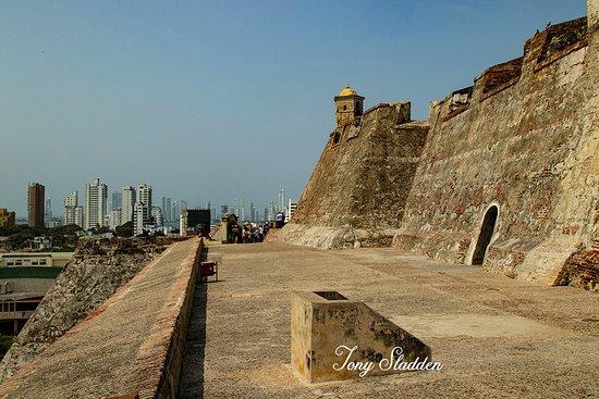 Cartagena City Tour: Fort San Felepe