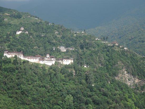 Bhutan VIP Travel: Trongsa Dzong