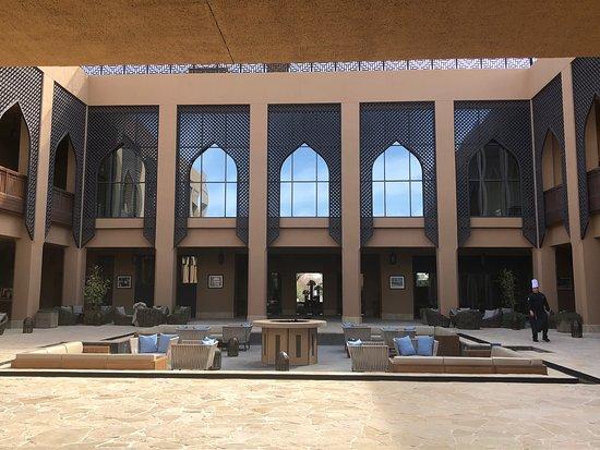 Beeindruckendes Hotel auf hohem Niveau