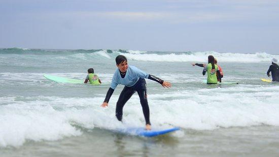 Sintra, Portugalia: surf lesson