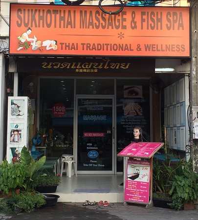Sukhothai Massage Beauty & Spa