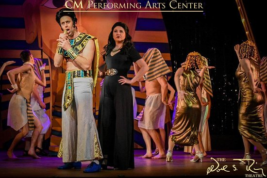 Photo Highlights of Joseph and the Amazing Technicolor Dreamcoat, running April 6 - May 4 2019.