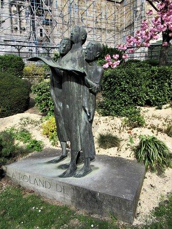 Cantoria - Monument à Roland de Lassus