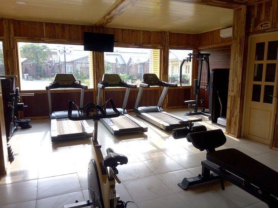 Nghi Son, Vietnam : Khách sạn Anh Phát 2 Gym