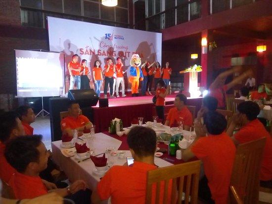 Nghi Son, เวียดนาม: Sự kiện cty Fecon tại khách sạn Anh Phát 2