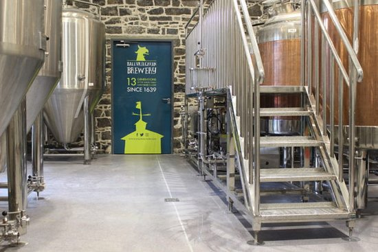 Ballykilcavan Brewery