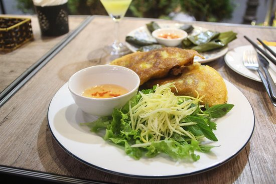 Banh Khoai Picture Of The Rustic Kitchen Chill Bar Hue