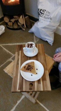 Try a crepe or galette for breakfast or lunch.