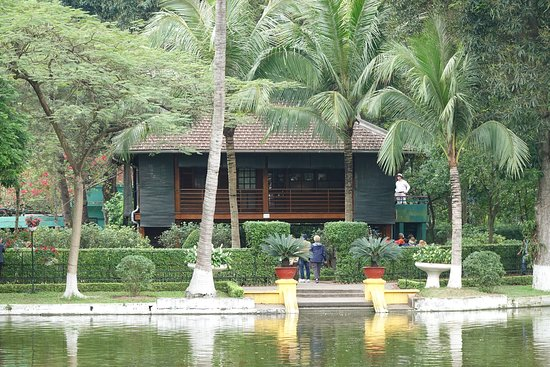 ‪Ho Chi Minh's Stilt House‬