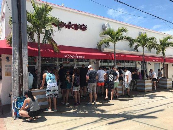 La Sandwicherie Miami Beach Photo